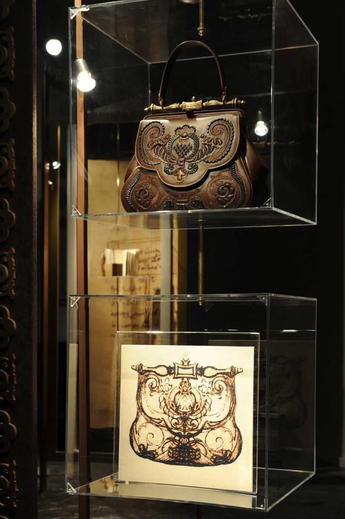 The Leonardo Da Vinci Handbag la-pretiosa-gherdini-borsa-gerardini