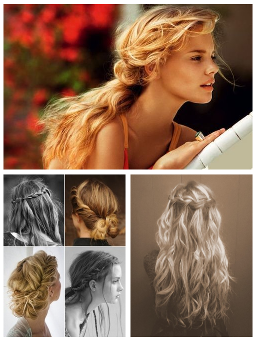 hairstyle for dirty hair