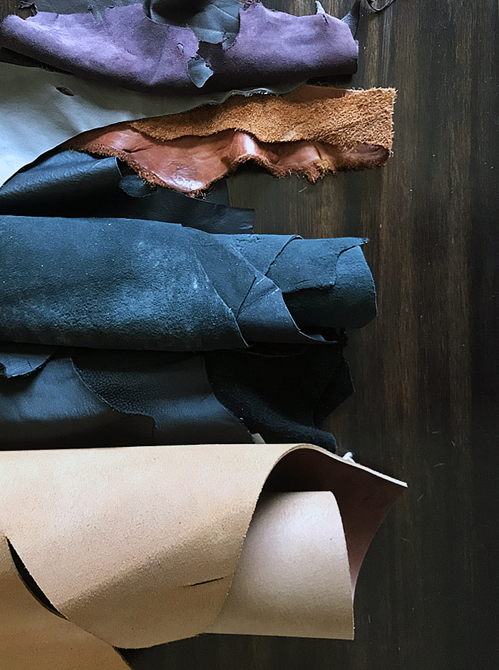 how to choose the right leather for your leather jacket